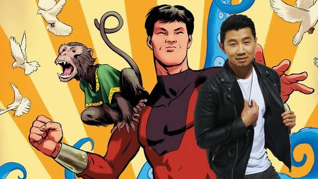 Shang-Chi: Simu Liu adelanta habla del traje de este superhéroe de Marvel