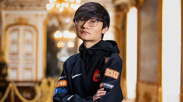 Tian, campeón del mundo de League of Legends, decide tomar un descanso en su carrera