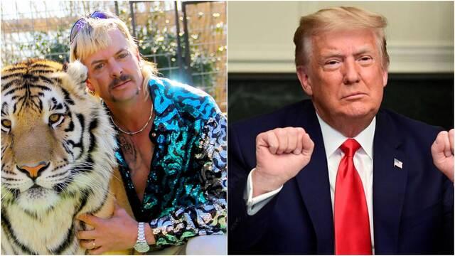 Joe Exotic carga contra Trump: 'Soy demasiado inocente y demasiado gay'