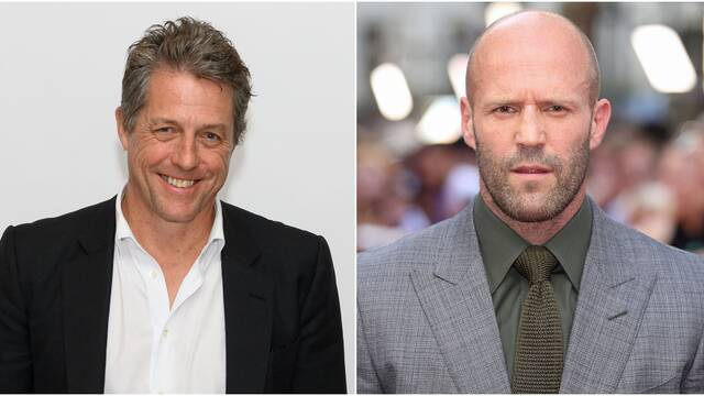 Hugh Grant estará con Jason Statham en el thriller Five Eyes