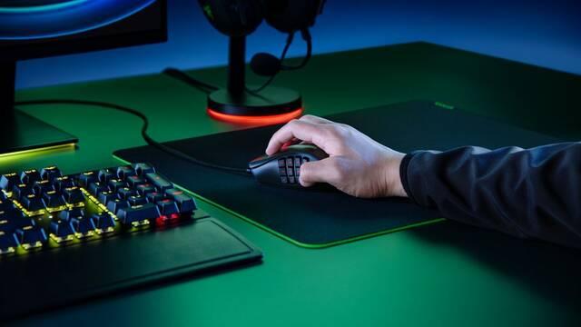 Razer presenta el Naga X, su ratón especializado en juegos MMO
