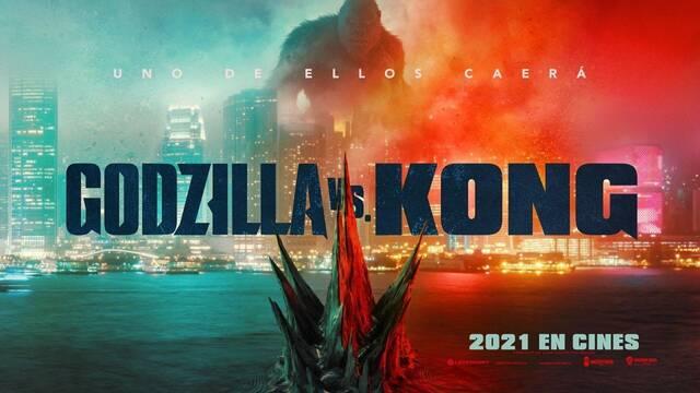 Godzilla vs Kong: Primer tráiler del combate cinematográfico del siglo
