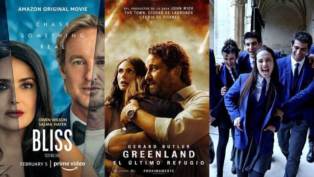 Amazon Prime Video: Películas y series de estreno febrero 2021