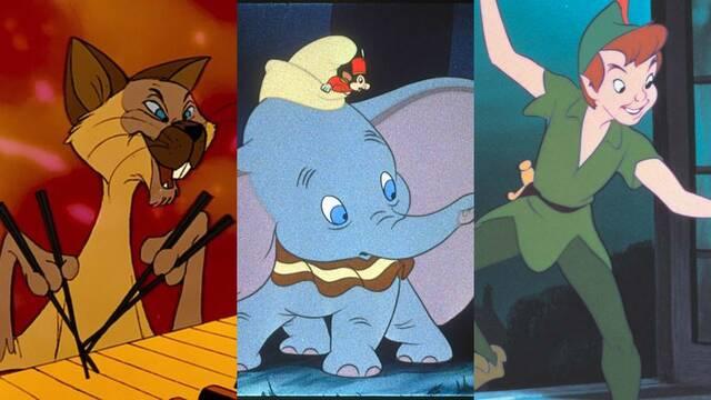 Disney+ censura y bloquea películas de su catálogo como Peter Pan o Dumbo por 'racistas'
