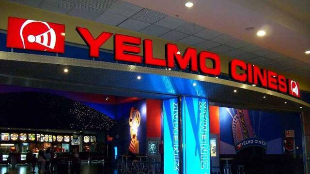Yelmo Cines cierra temporalmente casi todas sus salas de cine en España