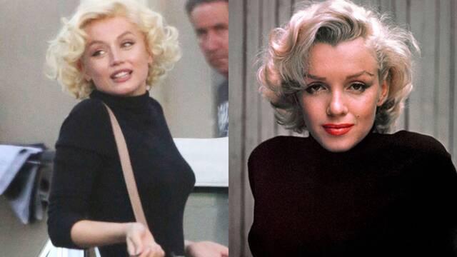 Ana de Armas habla de su experiencia como Marilyn Monroe en 'Blonde'