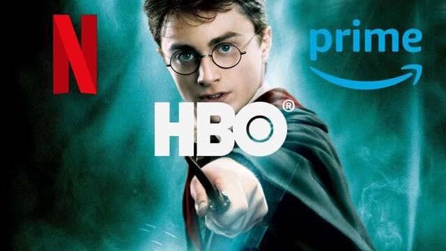 Harry Potter deja Amazon y Netflix: la saga del mago pasa a ser exclusiva de HBO