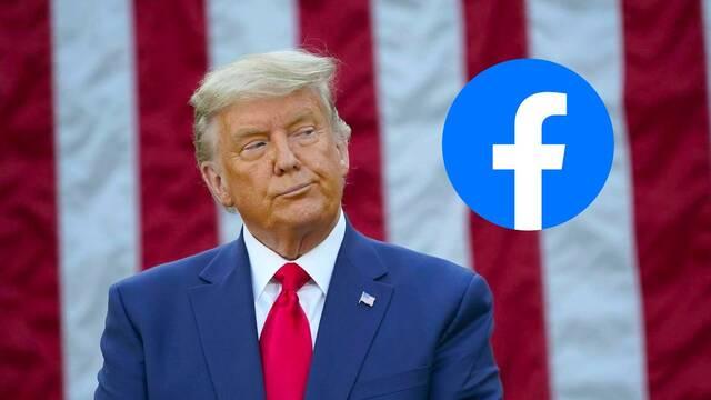Donald Trump se queda sin perfil de Facebook: lo suspenden de forma indefinida