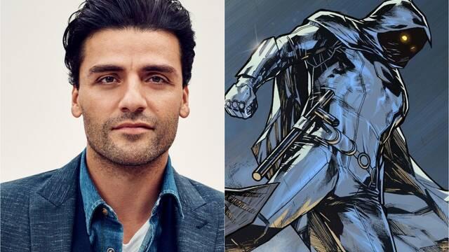 Moon Knight: El director de fotografía confirma el casting de Oscar Isaac