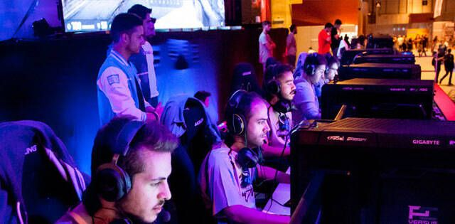Vandal Sports y Game eSports sortean 10 entradas dobles para Madrid Gaming Experience