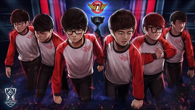 Worlds LOL 2016: SK Telecom T1 y Cloud 9 son los clasificados a cuartos del grupo B