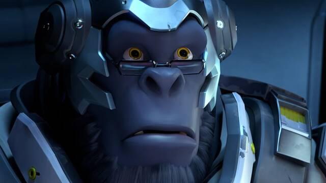 Un streamer juega a Overwatch usando como teclado y ratón unas bananas