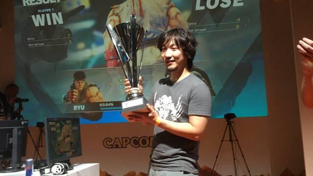 Así ha vencido Daigo el Capcom Pro Tour EU Regional Finals de Street Fighter V