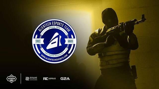 La LVP expulsa de la División de Honor de CS:GO a Team Alientech