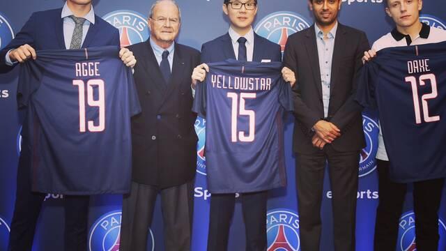TV5 Monde apunta a que el PSG ha invertido 20 millones de euros en su equipo de eSports