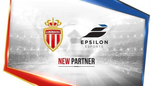 Epsilon y el club de fútbol Mónaco unen fuerzas en los eSports