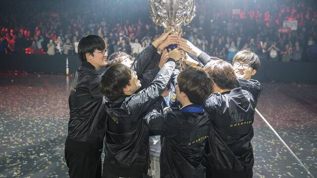 Worlds LOL 2016: Repetición de la final entre SK Telecom T1 y Samsun Galaxy