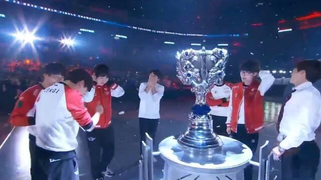 Worlds LOL 2016: SK Telecom T1 se proclama como el campeón del mundo por tercera vez