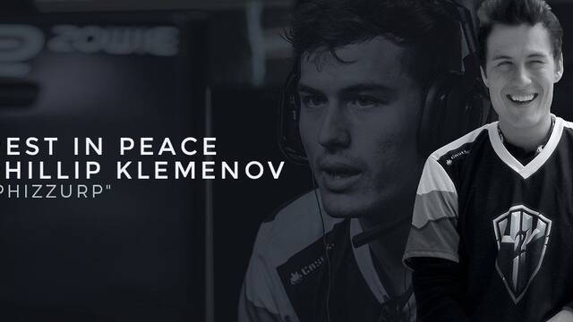 PhiZZURP, jugador de Call of Duty de H2K, fallece en un accidente de tráfico.