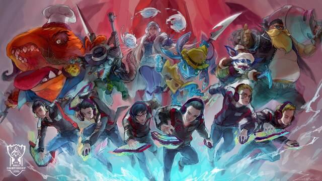 Worlds LOL 2016: Las mejores jugadas de la cuarta jornada