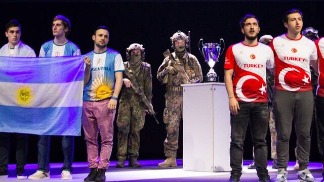 Turquía gana el Mundial de Counter-Strike Global Offensive