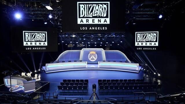 Galería: Así es el Blizzard Arena en el que se celebrará la Overwatch League