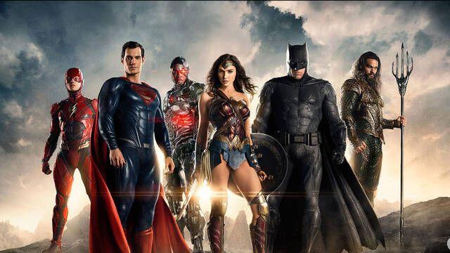 La Liga de la Justicia presenta un nuevo y espectacular tráiler