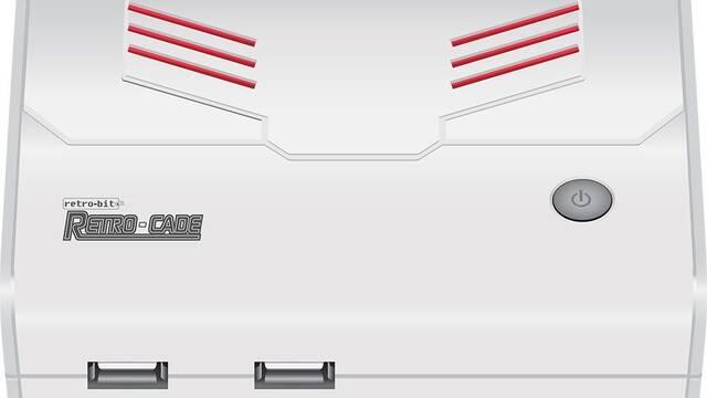 Super Retro-Cade, una consola para llevarte 90 juegos de recreativas a casa