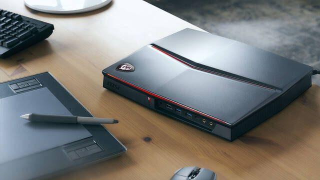 MSI Vortex G25, el nuevo ordenador para jugar ultra pequeño