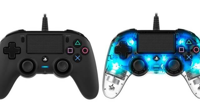 Wired Compact Controller, el nuevo mando oficial de PS4 por 39,90€