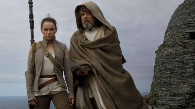 El director de Star Wars Episodio VIII: 'Luke Skywalker es el último jedi'