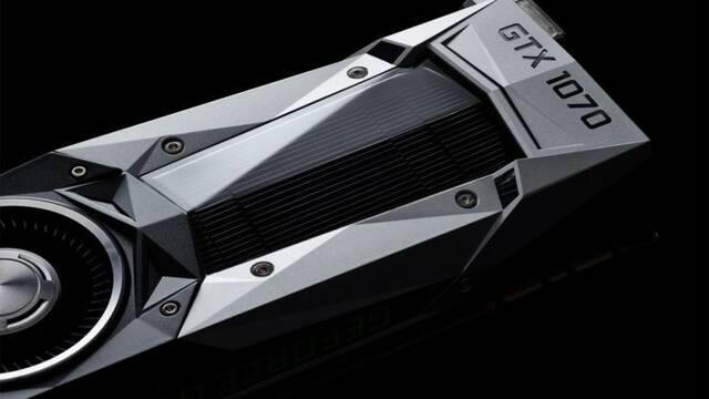 Filtradas las especificaciones de la NVIDIA GeForce GTX 1070 Ti
