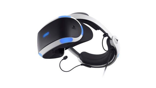 Así es la nueva versión de PlayStation VR