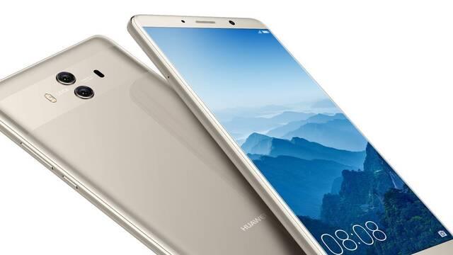 Huawei presenta sus nuevos teléfonos Mate 10 y Mate 10 Pro