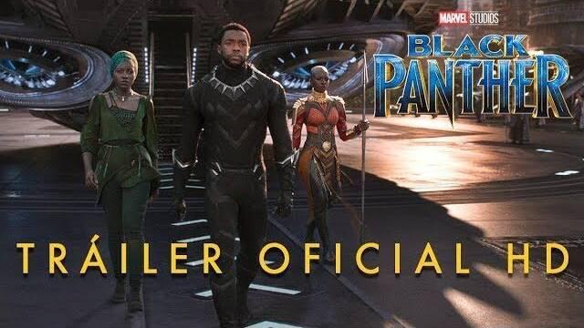 Nuevo tráiler de Black Panther: se estrena el 16 de febrero