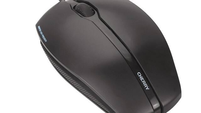Cherry presenta Gentix, el ratón más silencioso del mundo