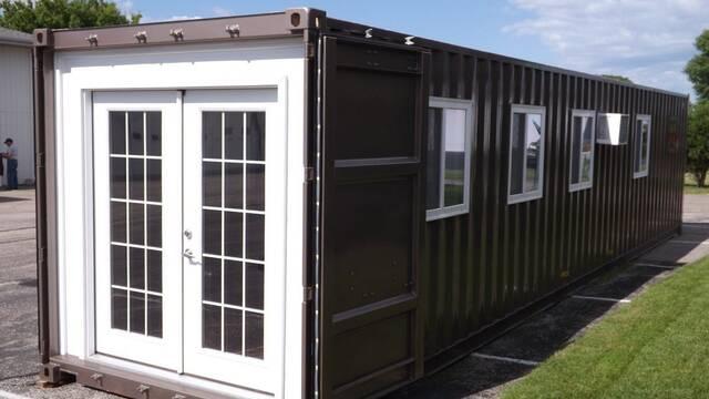Amazon pone a la venta una casa prefabricada por 40.000 dólares