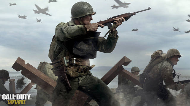 Call of Duty WWII invita a volver a los 'viejos rockeros' en su último vídeo