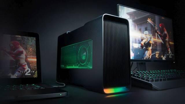 Razer actualiza su portátil Blade Stealth con procesadores Intel de octava generación