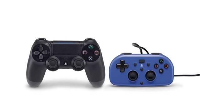 Mini Wired Gamepad, el mando de PS4 para los más pequeños de la casa