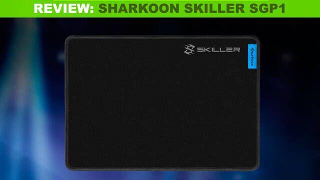 Análisis alfombrilla Sharkoon Skiller SGP1