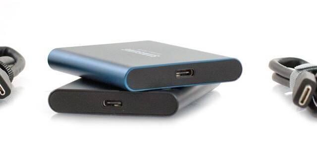 Samsung lanza su SSD portátil T5 con hasta 2TB de almacenamiento