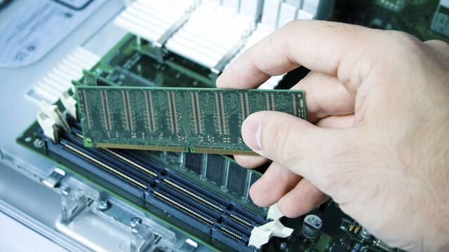 La memoria RAM volverá a subir de precio en el 2018