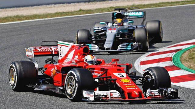 La Formula 1 podría llegar a Netflix en 2018