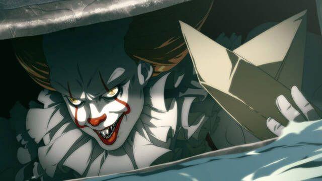 Imaginan It como Anime... y da mucho miedo