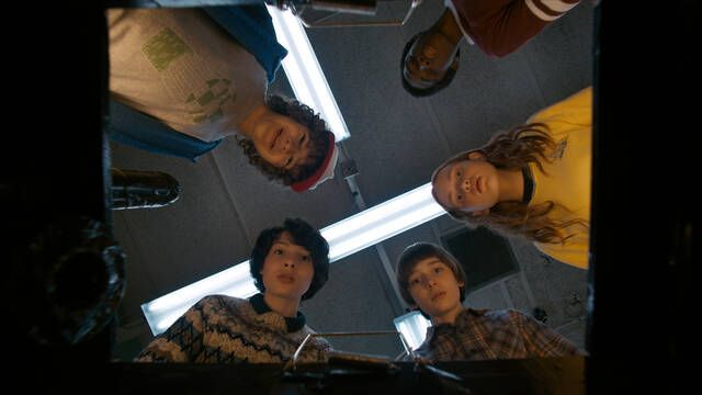 Netflix muestra un adelanto de Stranger Things 2