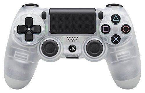 Descubre los nuevos mandos Crystal de PlayStation 4
