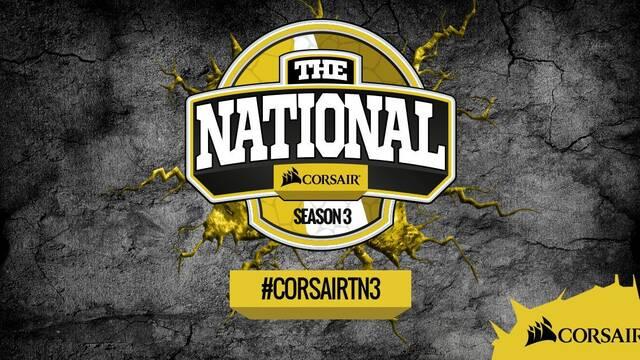 TGX y Corsair presentan una nueva edición del torneo The National de DOTA 2