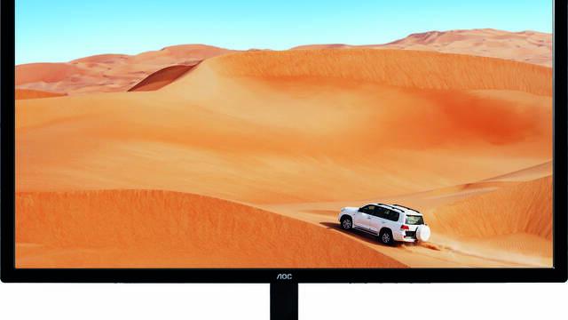 AOC lanza su monitor de 31,5 pulgadas y 1440p más asequible