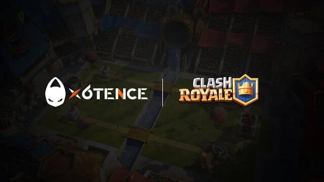 x6tence anuncia su entrada en Clash Royale